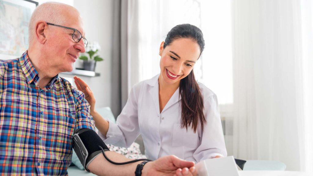 High Blood Pressure Risk in Seniors - Kitchener, Waterloo, Cambridge