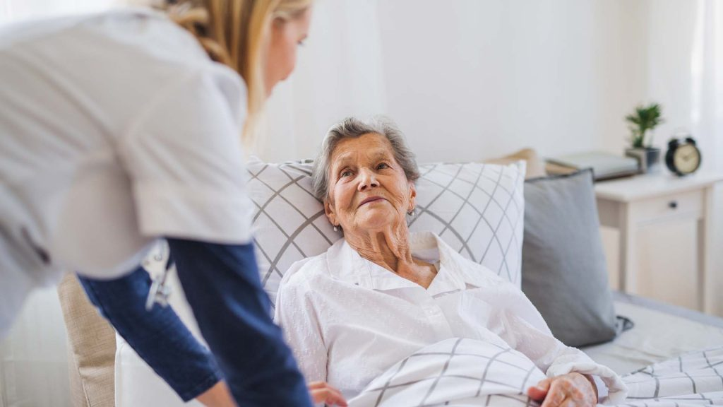 Senior Home Care - Bed Sores